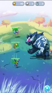 エリたま戦闘画面
