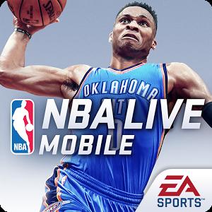 NBA Live Mobileの序盤攻略とリセマラ。評価レビュー込みで
