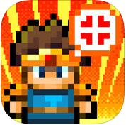 魔王 世界の半分あげるって(スマホアプリ)の序盤攻略!仲間増やしとレベル上げのシンプルなゲーム!