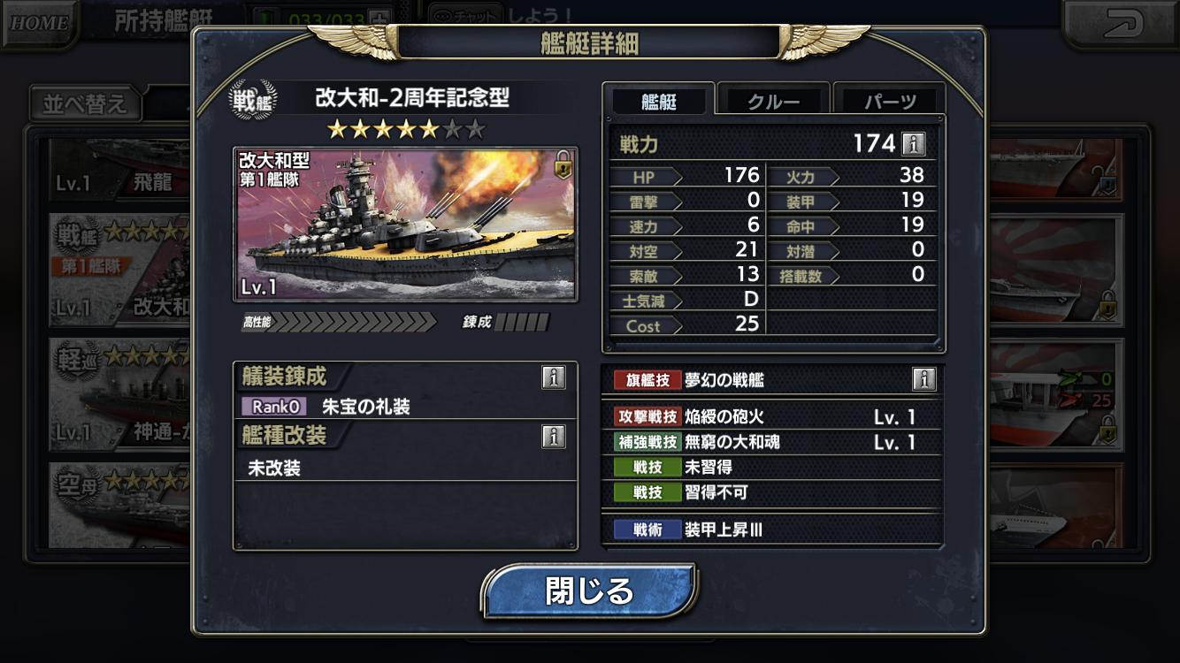 蒼焔の艦隊の潜水艦・拠点・クルーについて。