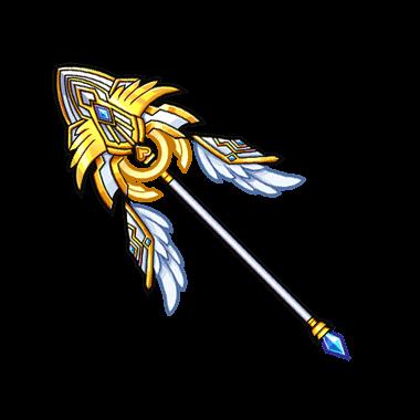 ユニゾンリーグの慈愛の聖槍