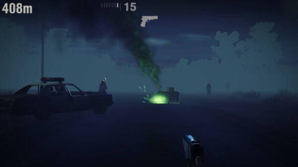 into the dead2(イントゥザデッド2) 緑のポイント
