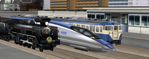鉄道パークZ列車