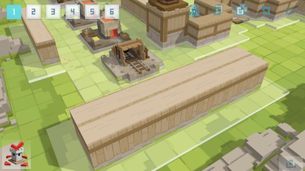 クラフトウォリアーズ 城壁