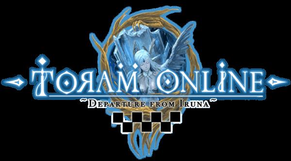 トーラムオンライン ロゴ