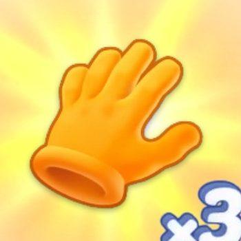 ホームスケイプの手袋