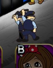 ぼくのぼったくりバー2 警察