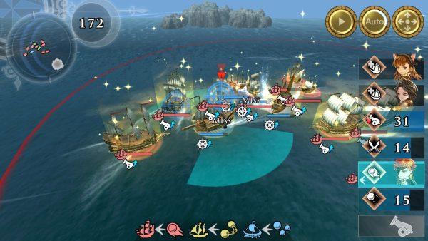 大航海時代6の海戦