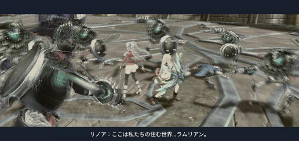 幻想神域2 オープニングアニメ
