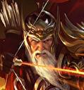 龍の覇業の黄忠アイコン