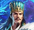 龍の覇業の諸葛亮のアイコン
