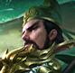 龍の覇業の関羽アイコン