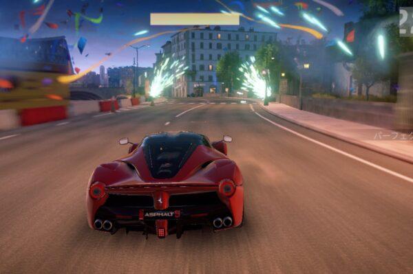 アスファルト9のゲーム画像1