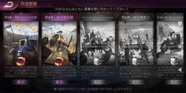 大戦国志の兵法