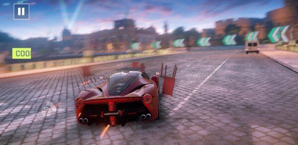 アスファルト9のなゲーム画像3