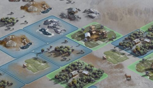三国志真戦の土地占領