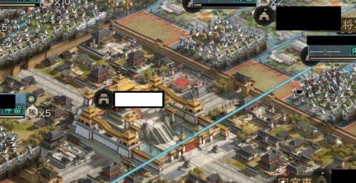 三国志真戦の攻城